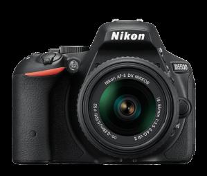 D5500 camera